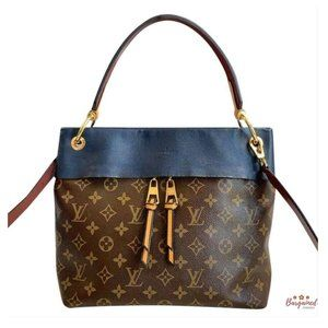 Authentic Louis Vuitton Tuileries Besace Bag